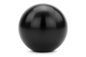 Killer B Motorsport WRC Style Round Shift Knob Black Brushed 6MT ( Part Number: PART X)