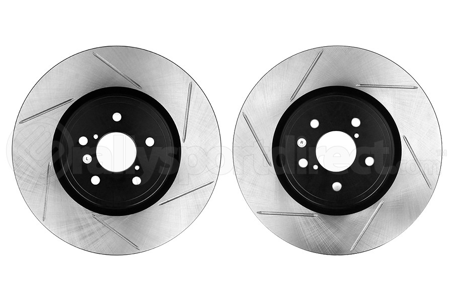 Powerslot Slotted Front Rotor Pair ( Part Number:PWS 126.47024S-GRP)