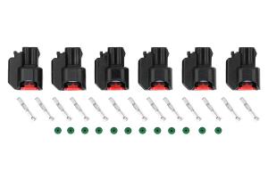 Injector Dynamics Fuel Injectors 1000cc ( Part Number:IND 1000.09.02.48.14.6)