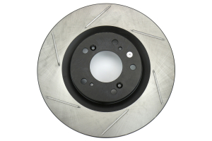 Powerslot Slotted Front Right Rotor ( Part Number:  126.40048SR)