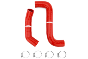 Perrin Radiator Hose Kit Red ( Part Number: PSP-ENG-505RD)