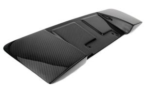 Carbign Craft Carbon Fiber License Plate Frame ( Part Number:  CBX-WRXLIC11)