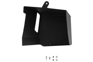 ETS Air Intake Heat Shield Wrinkle Black ( Part Number: 100-24)