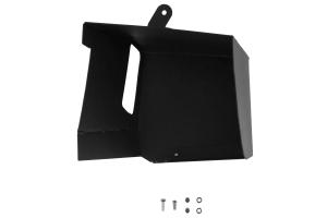 ETS Air Intake Heat Shield Wrinkle Black ( Part Number:  100-24)
