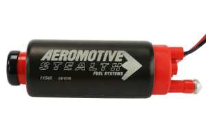 Aeromotive Stealth 340lph Center Inlet Fuel Pump ( Part Number: 11540)