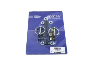 Sparco Hood Pins Blue Tuning ( Part Number: 01606AA)