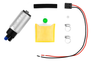 DeatschWerks DW300c Series Fuel Pump w/ Install Kit Universal ( Part Number: 9-307-1000)