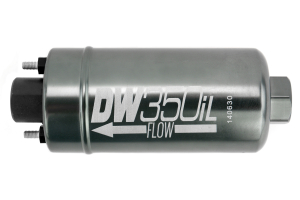 DeatschWerks DW350iL In-Line Fuel Pump ( Part Number:  9-350)