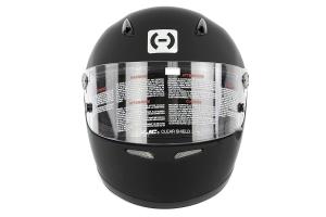 HJC AR-10 II Helmet Snell SA2010 Small Rubbertone Black ( Part Number: 2BS10)