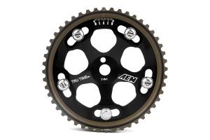 AEM Tru-Time Adjustable Cam Gear Black ( Part Number: 23-831BK)