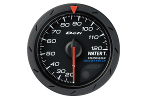 Defi Advance CR Water Temperature Gauge 52mm ( Part Number: DF08402)