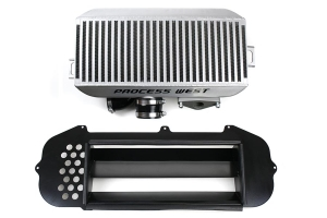 Process West Top Mount Intercooler ( Part Number:  PWTMIC04)