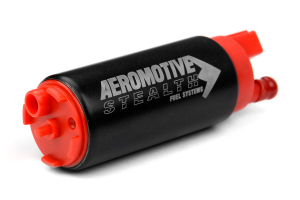 Aeromotive Stealth 340 340lph Fuel Pump Offset Inlet ( Part Number:  11141)