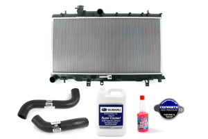 OEM Replacement Radiator Kit 02-07 WRX/STI ( Part Number:RSD 02-07RADOE)