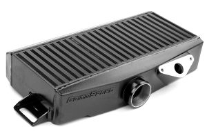 GrimmSpeed Top Mount Intercooler Black  ( Part Number:  090024)