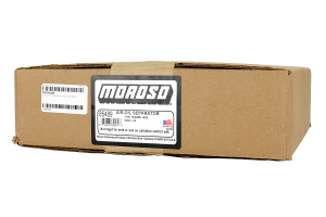 Moroso Air Oil Separator  ( Part Number:MOR 85489)