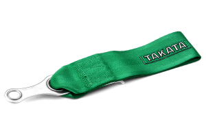 Takata Tow Strap Green ( Part Number: 78009-H2)