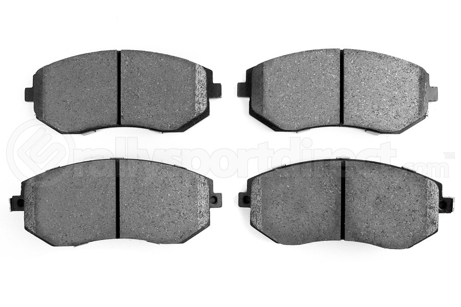 Stoptech PosiQuiet Ceramic Brake Pads Front ( Part Number:STP 105.09290)