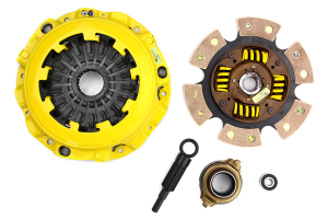 ACT Heavy Duty 6-Puck Disc Clutch Kit ( Part Number: SB9-HDG6)
