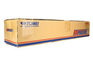 Tomei Expreme Ti Titanium Test Pipe ( Part Number:TOM 431001)