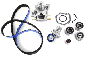 Gates Racing Timing Belt Kit w/ Water Pump ( Part Number: TCKWP328RB)