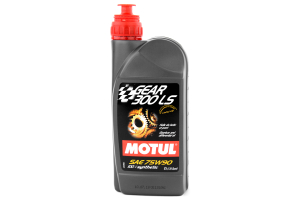 Motul Gear 300 LS 75W90 Gear Oil 1QT ( Part Number: 102686)