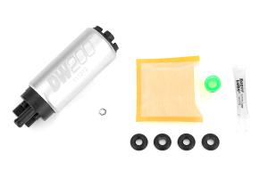 DeatschWerks DW200 Series Fuel Pump w/ Install Kit ( Part Number: 9-201S-1004)
