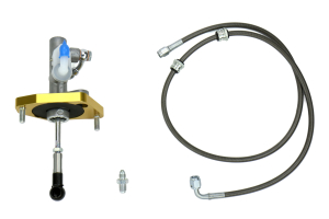 AMS Performance EVO X Clutch Master Cylinder Conversion w/ Master cylinder ( Part Number: AMS.04.03.0002-1)
