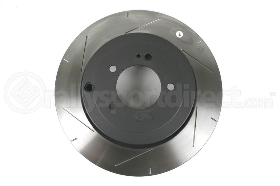 DBA 4000 Series Slotted Rotor Single Rear Left ( Part Number:DBA 42225SL)