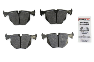 Hawk Performance Brake Pad HP Plus Rear ( Part Number:  HB518N.642)