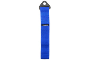 Cusco Tow Strap Blue ( Part Number: 00B CTS BL)