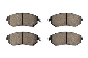 Stoptech PosiQuiet Ceramic Brake Pads Front ( Part Number: 105.15390)