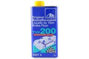 ATE Type200 Brake Fluid DOT 4 1L ( Part Number: 106256)