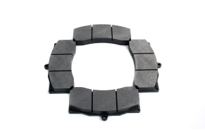 Hawk DTC-70 Brake Pads Stoptech ST-60 ( Part Number:  HB122U.710)