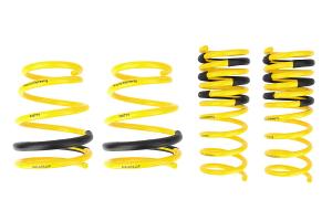 Racecomp Engineering Yellow Lowering Springs ( Part Number:RCO GR340)