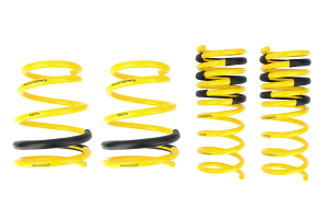 Racecomp Engineering Yellow Lowering Springs ( Part Number:  GR340)