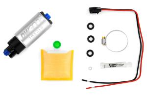 DeatschWerks DW300C Series Fuel Pump w/ Install Kit ( Part Number: 9-307-1017)