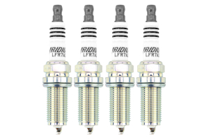 NGK Iridium Spark Plugs One Step Colder 2309  ( Part Number:  LFR7AIX-GRP)