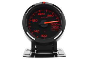 Defi Red Racer Temperature Gauge Imperial 52mm 100-300F ( Part Number: DF06702)