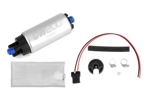 DeatschWerks DW200 Series Fuel Pump w/ Install Kit ( Part Number: 9-201-0848)