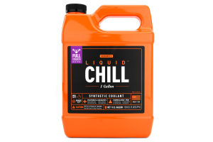 Mishimoto Liquid Chill Synthetic Engine Coolant Full Strength ( Part Number: MMRA-LC-FULLF)