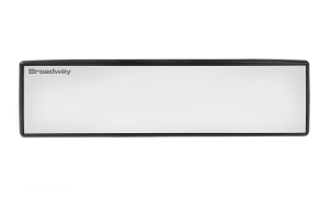 Napolex Broadway Rear View Mirror Flat 270mm Type A ( Part Number:BRO BW844)