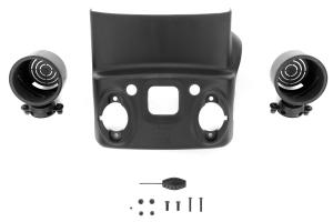 ATI ePod Steering Column Gauge Pod 52mm Double ( Part Number:ATI 25EJ2-EPOD-52)