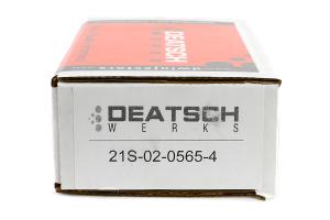 DeatschWerks Fuel Injectors Top Feed 565cc COBB Spec ( Part Number:DET 21S-02-0565-4)