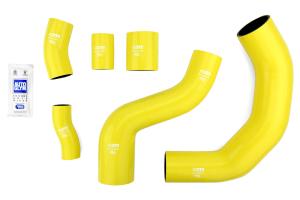mountune Intercooler Hose Kit Yellow ( Part Number: 2364-BHK-YEL)