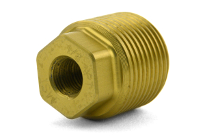 Mooresport Rear Differential Drain Plug 3/4in JNPT w/ 1/8NPT Hole ( Part Number: SUB03-00-011B)