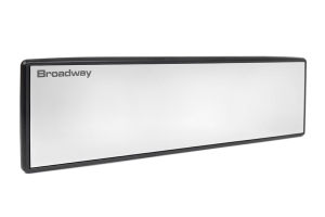 Napolex Broadway Rear View Mirror Flat 270mm ( Part Number: BW744)