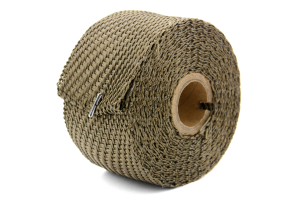 DEI Titanium Exhaust / Header Wrap 2in x 15ft ( Part Number: 010129)