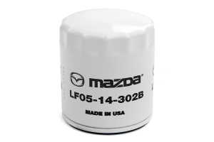 Mazda OEM Oil Filter  ( Part Number: LF05-14-302B)