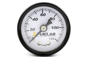 Fuelab EFI Fuel Pressure Regulator Gauge ( Part Number: 71501)